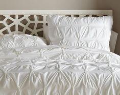 Bedding Sets Online, Luxury Bedding Sets, Comforter Sets, Modern Bedding, Bedroom Modern, King Comforter, Bed Sets, West Elm Duvet, Home Bedroom