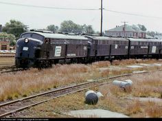 Net Photo: PC 4246 Penn Central EMD at Mansfield, Massachusetts by Donald Haskel