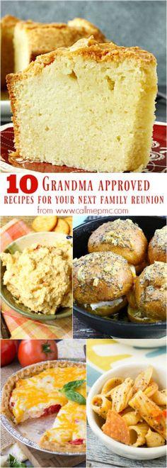 10 Grandma Approved Recipes to Make for your Family  Mein Blog: Alles rund um die Themen Genuss & Geschmack  Kochen Backen Braten Vorspeisen Hauptgerichte und Desserts # Hashtag