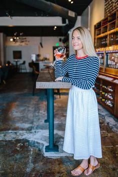 The best places for wine and cheese in Charleston // Rhyme & Reason Bar Scene, Rhyme And Reason, World Traveler, Summer Wardrobe, Charleston, The Good Place, Travel Inspiration, Going Out, Summer Outfits