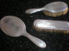 penteadeira de prata - Pesquisa Google