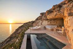 Palma de Majorque, beautiful hotel ! Cala Blava, Spain / Espagne