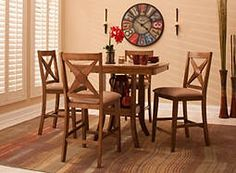 Scottsdale 5-pc. Counter-Height Dining Set