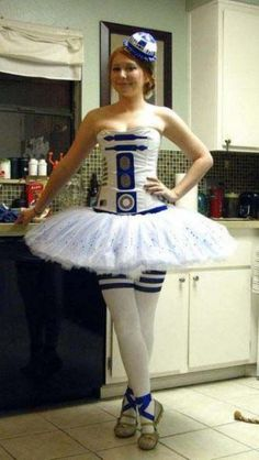 Best R2D2 costume ever!