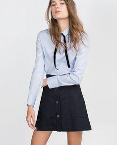 Zara gömlek modelleri 2015 - http://www.modelleri.mobi/zara-gomlek-modelleri-2015/