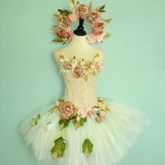 Fairy Costume  Faerie Queene  adult fairy costume by FairyNanaLand, $365.00
