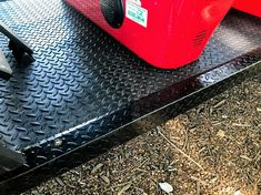 Customize your golf cart with diamond plate - from floor panels to rocker panels. #customizeyourgolfcart Custom Golf Cart Bodies, Custom Golf Carts, Golf Cart Wheels, Custom Body Kits, Golf Cart Accessories, Fender Flares, Rubber Tires, Floor Mats, Black Diamond