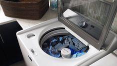 Washing machine laundry cycle options. Maytag Washing Machine, Modern Washing Machines, Appliance Repair, Doing Laundry, Washing Clothes, Dishwasher, Brand Names, Organization, Organisation