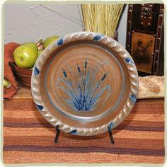 Cattails Pie Plate.