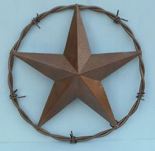 Western Wood Metal Star Decor Hobby Lobby Dining Room Kitchen Living Pinterest Lobbies Westernetals