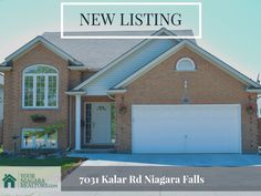 Great Bi-Level for sale in a sought after area! $499,900 - 7031 Kalar Rd, Niagara Falls, ON, 3+1 Bedrooms, 2 Baths, and fully finished basement. Call to view today! 905-650-2620