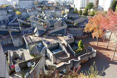 Etoiles d'Ivry @ Brutalist housing project @ Jean Renaudie… | Flickr