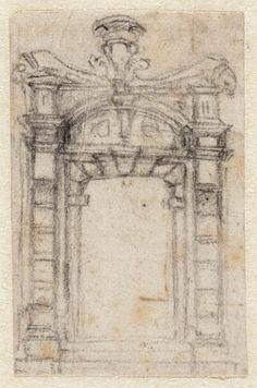 leonardo da vinci lady egy hermelin cecelia gallerani michelangelo buonarroti 1475 1564 tekenaar titel studie van een deur - Leonardo Da Vinci Lebenslauf