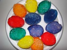DIY Tutorial.. How to Make Crystal Egg Geodes   Simple to make! Beautiful!