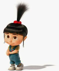 Agnes - meu malvado favorito