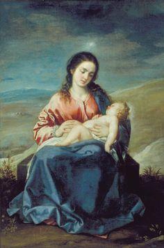 Date of birth/death19 March 16013 September 1667   . Virgen del Lucero...  -Alonzo Cano (1601–1667)   Museo de Bellas Artes de Granada