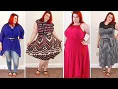 37dec562097e4 Plus Size Clothing Haul   Try-On  City Chic