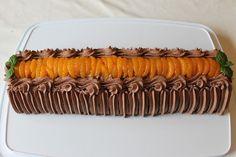 Tarun Taikakakut: Appelsiini-suklaakääretorttu