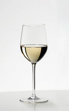 The Riedel Sommeliers Chablis/Chardonnay glass. To my eye the most beautiful of the whole range and happily suitable for your everyday red and white wines. This is the same glass as the Mature Bordeaux (4400/0), so even Riedel thinks it's suitable for both reds and whites.