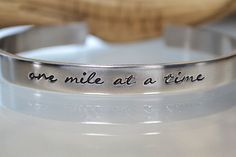 Gifts for Runners  Runners Jewelry  by PinkLemonDesign on Etsy