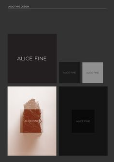 Alice Fine AW2013 Lookbook by Morris Pinewood Stockholm , via Behance