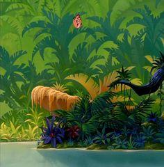 disney crossover Image: Empty Backdrop from The Lion King Lion King Musical, Lion King Jr, Disney Background, Animation Background, Background Ideas, Jungle Illustration, Bg Design, Game Design, Jungle Art