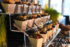 food presestation risers plant pots - Google Search