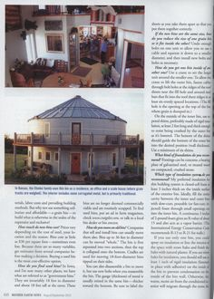 How To Build a Grain Bin House - page 3