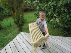 KID SIZE Kentucky Stick Chair