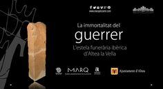 Exposición: Inmortalidad del Guerrero. La Estela funeraria ibérica de Altea la Vella