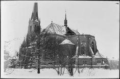 Viipuri ennen ja nyt - kuvat kertovat, kuinka kaupunki on muuttunut Wwii, Cathedral, Nostalgia, Building, Travel, Historia, Finland, Viajes, World War Ii