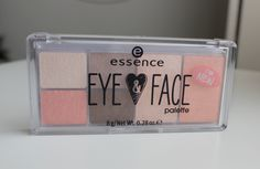 Essence Eye & Face palette in 02 rise & shine Swatch, Palette, Eyeshadow, Face, Products, Eye Shadow, Pallet, Eyeshadows, Eye Shadows
