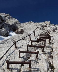Der eiserne Weg - die Alpspitz Ferrata