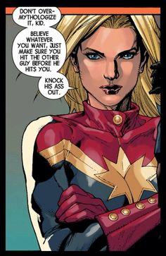 captain marvel. carol danvers