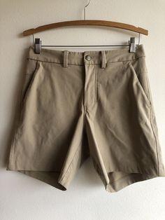 f21e95743c9 Lululemon Mens Walk Short 11 Hemmed To 7 Khaki Size 30  fashion  clothing