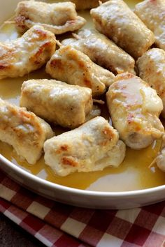 """Uccelletti"" (roulades) of my house – Chicken Recipes"