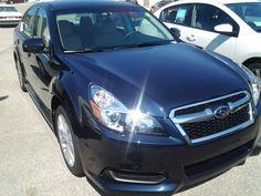 2013 Subaru Legacy 2.5i Premium w/ all weather package