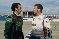 Talledega Nights. Not a nascar fan but I adore this movie. Will Ferrel is the best!!