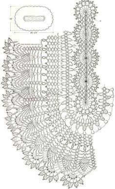 Cute crochet doilies or center table/ table clothes – Cristina My Crochet Crochet Tablecloth Pattern, Crochet Doily Diagram, Crochet Rug Patterns, Filet Crochet, Crochet Motif, Crochet Rugs, Crochet Books, Crochet Dollies, Crochet Diy