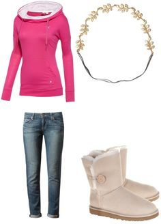 """""""Just thrown together"""" by tfdennis on Polyvore"""