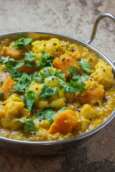 and sweet potato curry substitute carrots and or rutabaga for potatoes ...