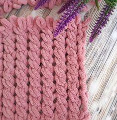Finger Knitting Projects, Yarn Projects, Crochet Projects, Arm Knitting, Knitting Patterns, Crochet Patterns, Blanket Yarn, Knitted Baby Blankets, Finger Crochet