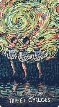 Prisma-Visions-Tarot- If you love Tarot, visit me at www.WhiteRabbitTarot.com