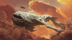 'The Leviathan': Hollywood, queremos ver esta película de balleneros aéreos - CINEMANÍA
