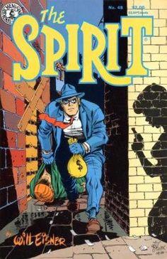 The Spirit #48, Will Eisner