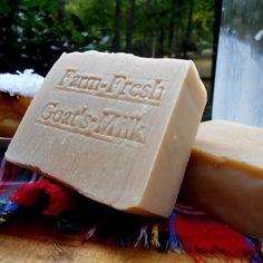 Amazon.com : Goat's Milk Soap Bar All Natural Farm Fresh Milk : Bath Soaps : Beauty