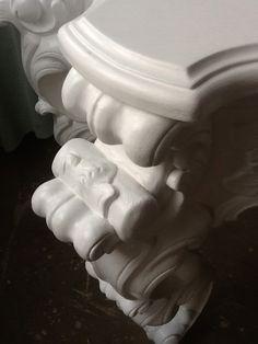 Dettaglio / Detail Verona, Restoration, Greek, Polish, Statue, Wood, Italia, Vitreous Enamel, Woodwind Instrument