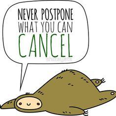 Sloth Wisdom Sticker