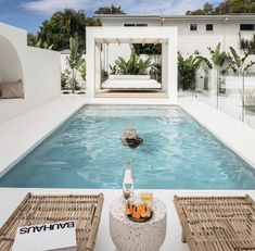 Australian Interior Design, Modern Pools, Pool Landscaping, Pool Houses, House Goals, Pool Designs, Outdoor Pool, Future House, Interior And Exterior