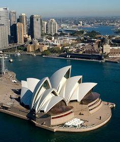 Sydney Opera House, Sydney, Australia - World's Most-Visited Tourist Attractions Sydney, Melbourne, Beautiful Buildings, Beautiful Places, House Beautiful, Places To Travel, Places To See, Australia Tourism, News Australia